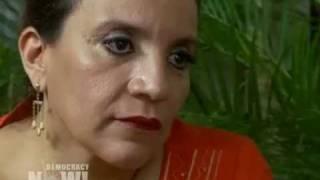 Xiomara Castro, Wife of Manuel Zelaya, on Returning to Honduras & Her Rumored Bid for the Presidency