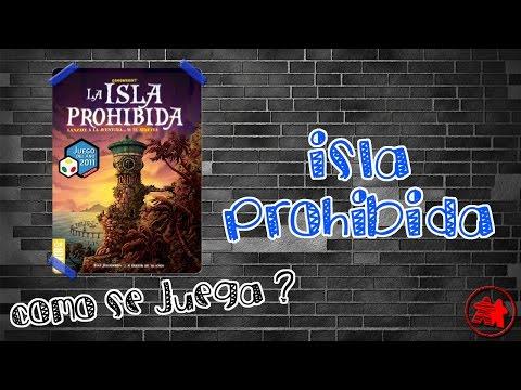 La Isla prohibida   ¿Cómo se juega?