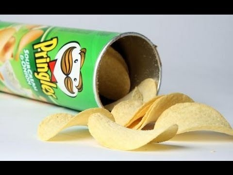 How Pringles Are Made