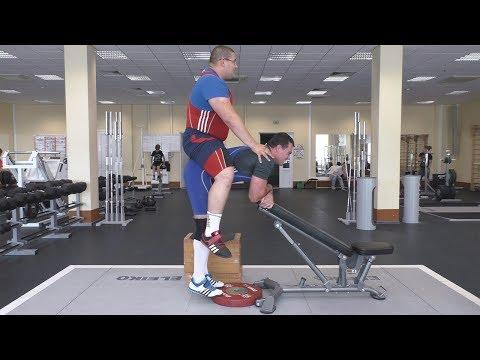 Подъём на носки в наклоне (ОСЛИК): техника и нюансы