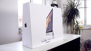 5K Retina iMac von Apple UNBOXING! - felixba