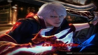 Devil May Cry 4 Walkthrough  Complete Game Movie