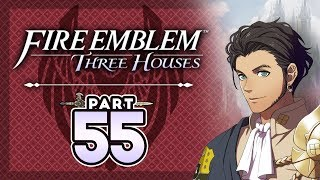 "Part 55: Let's Play Fire Emblem, Three Houses - ""I'm So Sorry Guys..."""