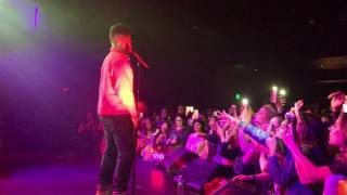 Khalid - Coaster (LIVE @ The Roxy in LA)