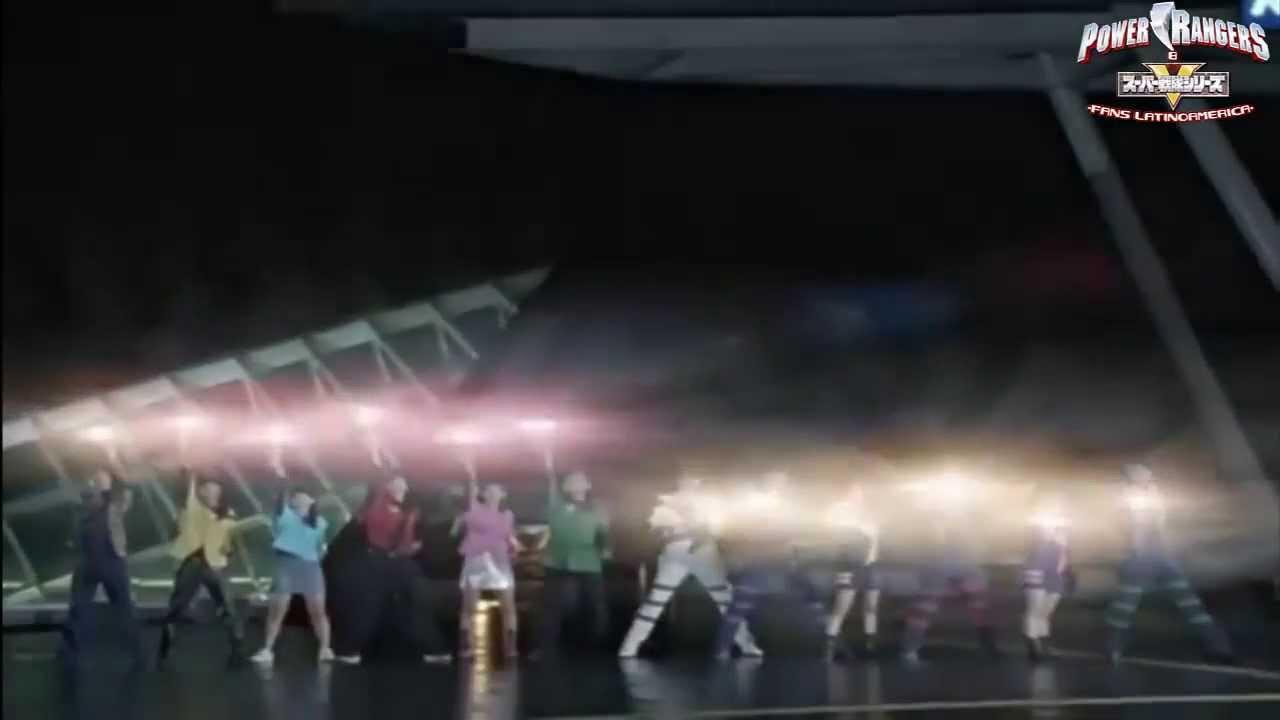 Transformación Mahou Sentai Magiranger vs. Tokusou Sentai ...