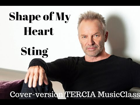 Sting. Shape Of My Heart. Cover-version