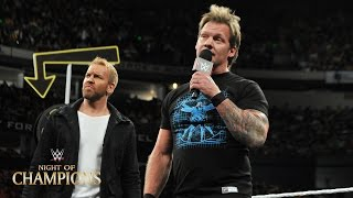 """The Peep Show"" with special guest Chris Jericho: Night of Champions 2014 Kickoff"