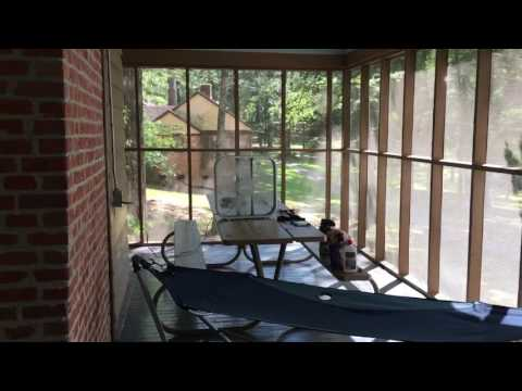 Percy Quin State Park Cabin 16 Mccomb Mississippi Youtube