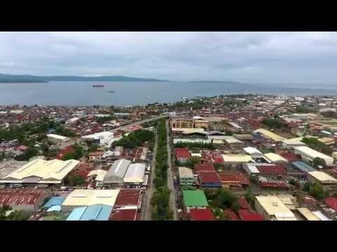 Davao City Drone Shot