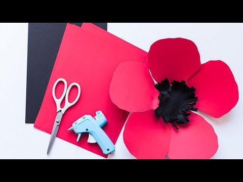 Paper Flower for Wedding Backdrop | DIY Paper Flowers | DIY Wall Decor | NK Crafts