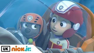 Paw Patrol | Sea Slug Rescue | Nick Jr. UK