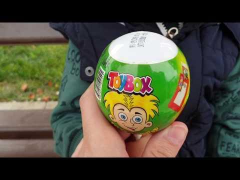 Toybox Oyuncaklı Lolipop Aldık İçinden Sürpriz  Oyuncak Çıktı