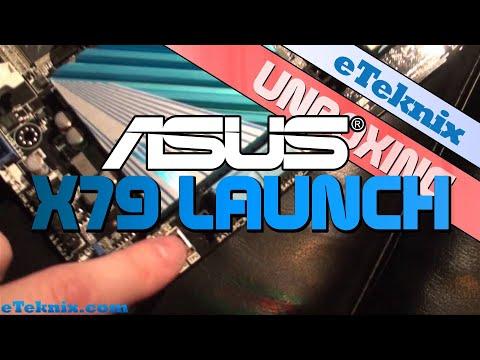 Asus P9X79 Preview