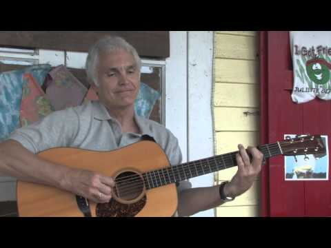 Verlon Thompson - Pickin' on the Porch - Juliette, GA - May 2009