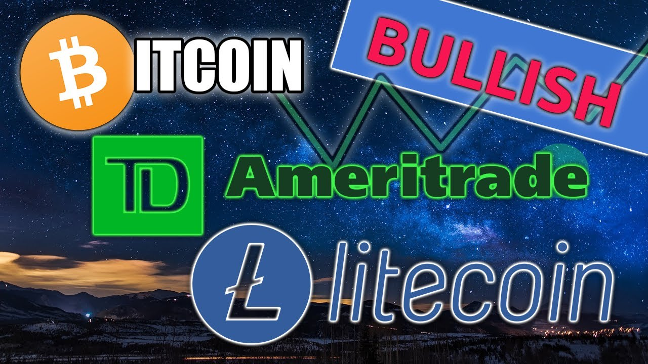 can i buy cryptocurrency stock on t d ameritrade