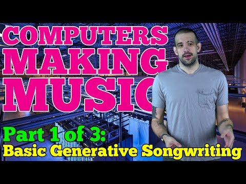 Computers Making Music Pt. 1  - The Basics