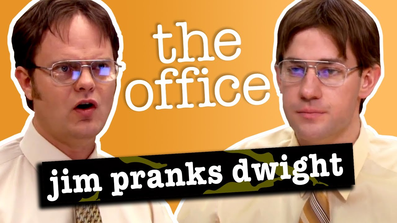 the office photos. all of jimu0027s pranks against dwight the office us photos 2