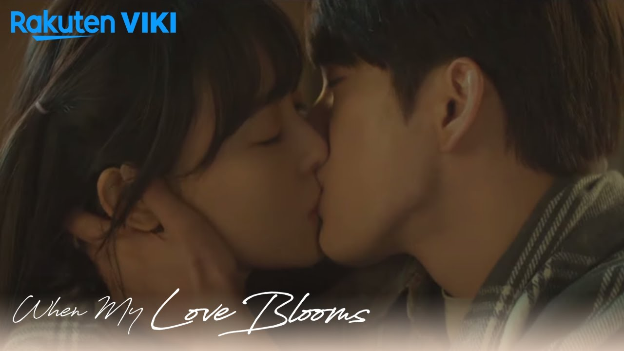 When My Love Blooms - EP7 | Night Out Together & Kiss | Korean Drama