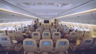 SAUDIA 777-300ER Riyadh to Dubai #2 | الخطوط السعودية من الرياض إلى دبي