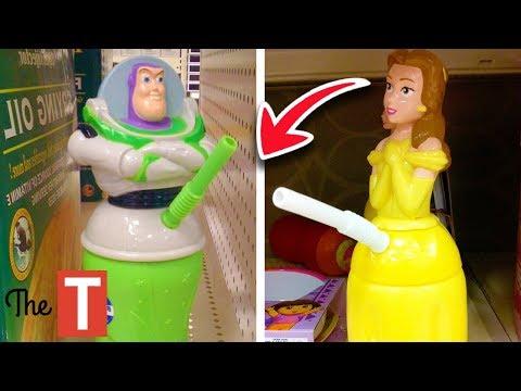 9 Badly Designed Disney Toys