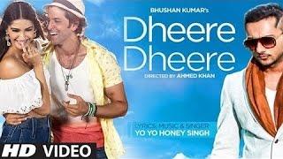 Hrithik Roshan, Sonam Kapoor Launch 'Dheere Dheere' Song