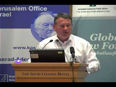 Colonel Kemp: The IDF Did More to Safeguard Civilians Than Any Other Army (full version)