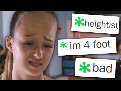 Tall girl is worse than you can imagine