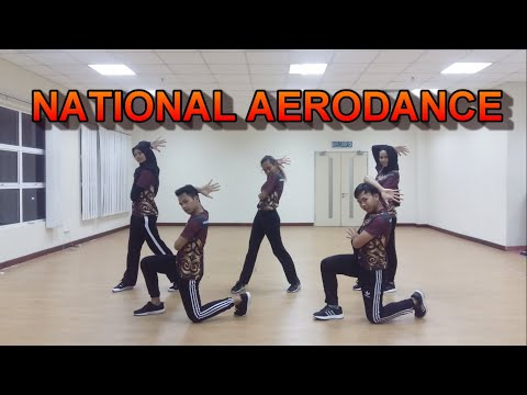 ( JOHAN ) NATIONAL AERODANCE 2019 in UPSI [ Dance Practice Ver. ]