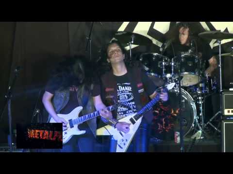 The Force  -The longest day  -CAL Metalfest  -2 oct 2016