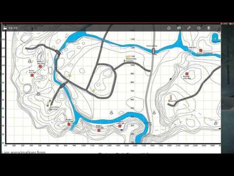 25The Long Dark New map Desolation Point Travel