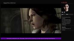 MissGoa Playing Resident  Evil online stream Leon Part3