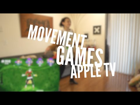 Games To Get You Off The Couch For Apple TV