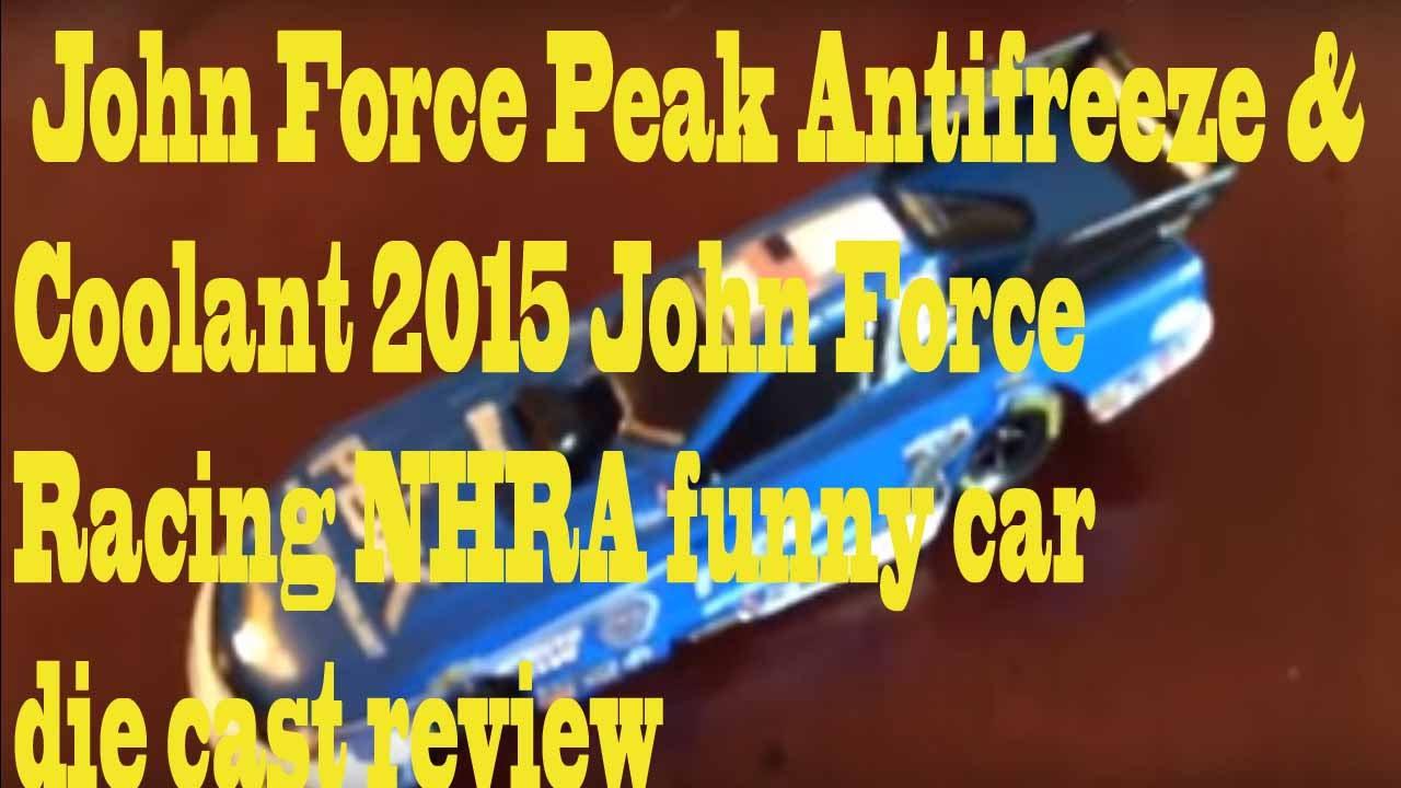 John Force 2015 Diecast