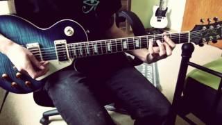 Papa Roach - No Matter What (Guitar Cover)