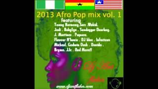 2013 Afro Pop vol. 1 / Sarz-Samba, Wizkid, JJc Africa Skank, J martins Good life, p-square, Davido