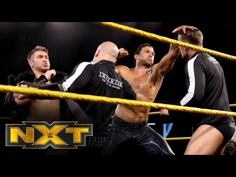 Imperium vs. Breezango – NXT Tag Team Championship Match: WWE NXT, Aug. 26, 2020