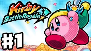 Kirby Star Allies part 1