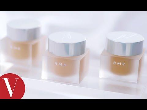 RMK水凝美肌粉霜透亮誕生!
