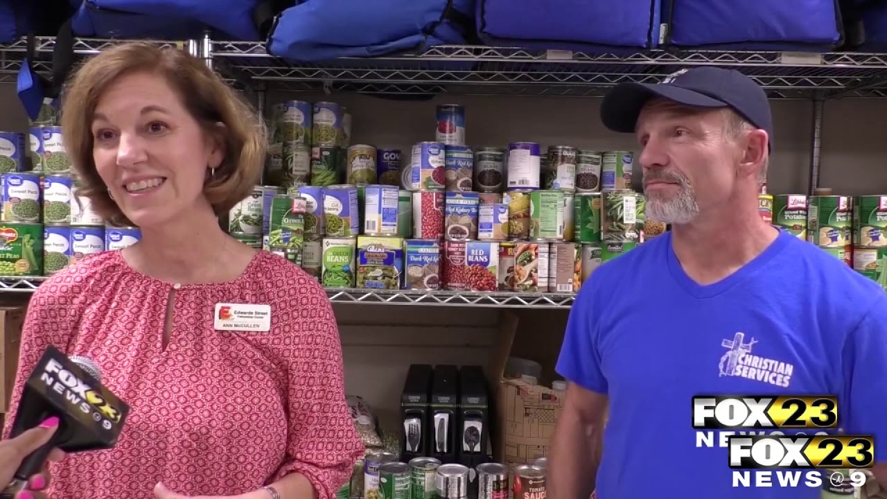 Local food banks see more families than usual, donations needed