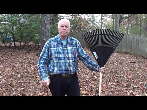 Thumbnail: How To Rake (Bag) Leaves - the EASY WAY!