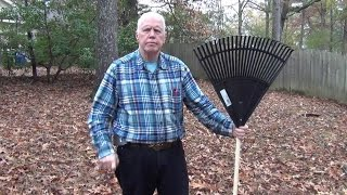 How To Rake (Bag) Leaves - the EASY WAY! thumbnail