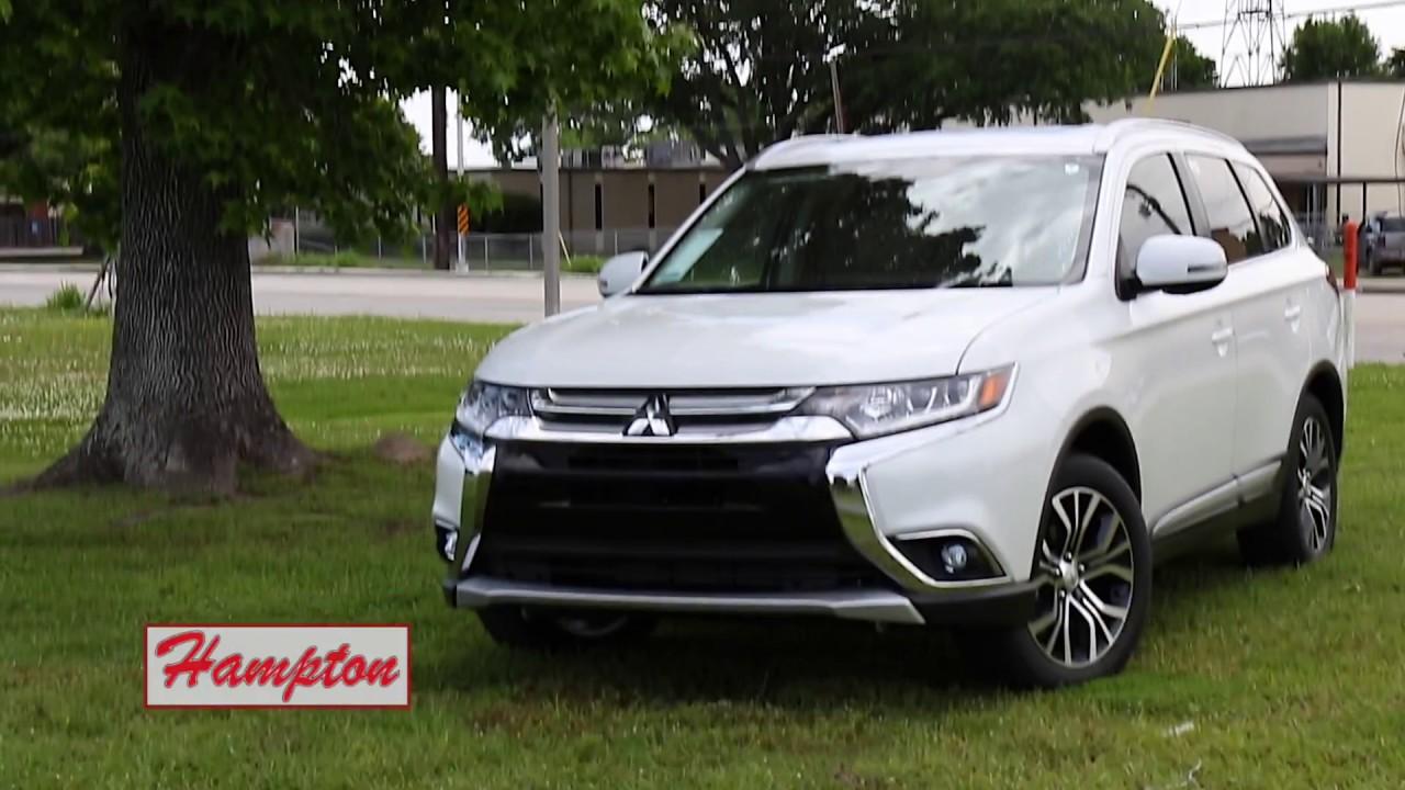 2018 Mitsubishi Outlander SEL Test Drive - YouTube