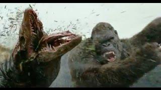 КОНГ: ОСТРОВ ЧЕРЕПА - ФИНАЛЬНЫЙ ТРЕЙЛЕР [Kong Skull Island Final Trailer]