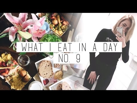 What I Eat In A Day #9 ☯ VEGAN in Sydney | chanelegance