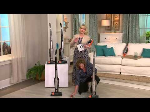 Electrolux Ergorapido Brushroll Clean 2-in-1 Cordless Vacuum with Mary Beth Roe