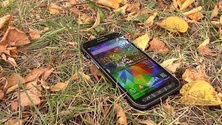Samsung Galaxy S5 Active на русском языке