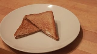 Grilled Cream Cheese & Peanut Butter Sandwich : Unique Peanut Butter & Jelly Recipes