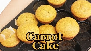 Carrot Cupcakes | All Nigerian Recipes