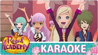 Regal Academy | Take a ride [KARAOKE]