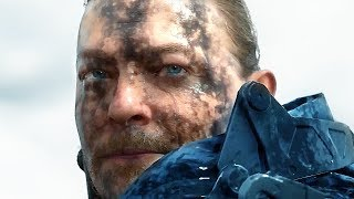 DEATH STRANDING Characters Trailer (2019) PS4